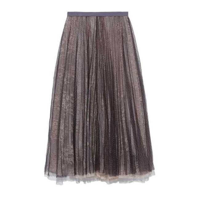 FRAY I.D(フレイアイディー)の完売fray i.dチュールスカート レディースのスカート(ロングスカート)の商品写真