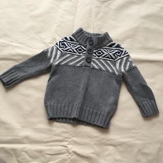 ベビーギャップ(babyGAP)のbaby gap  ニット(ニット/セーター)