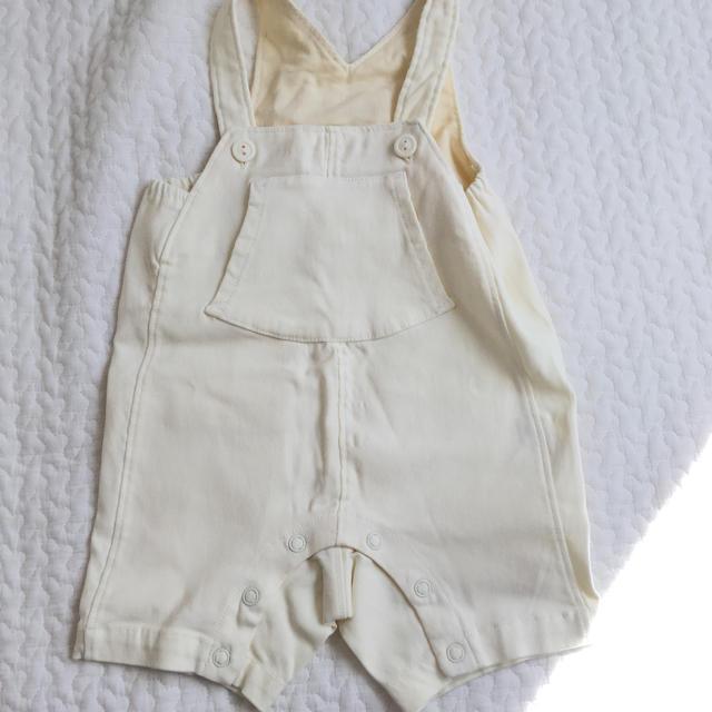 ampersand(アンパサンド)のアンパサンド サロペット キッズ/ベビー/マタニティのベビー服(~85cm)(ロンパース)の商品写真