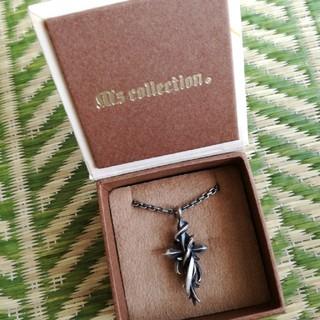 エムズコレクション(M's collection)のシルバーネックレス m's collection(ネックレス)