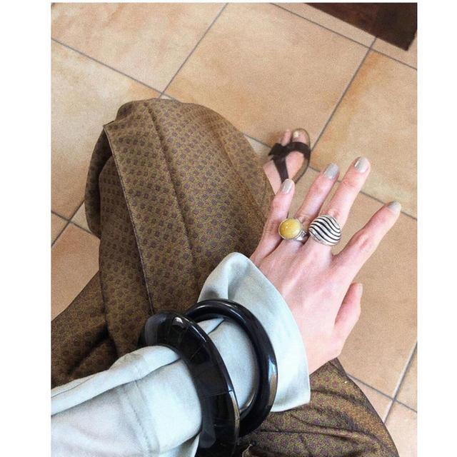 TODAYFUL(トゥデイフル)のTODAYFUL トゥデイフル Wave Voluminous Ring レディースのアクセサリー(リング(指輪))の商品写真