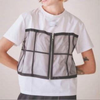 Ameri vintage 別注チュールドッキングTシャツ
