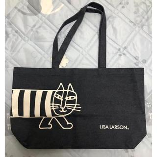 Lisa Larson - 新品 リサラーソン デニムバッグ