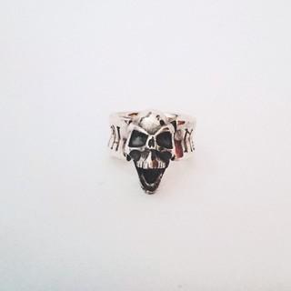 ネクロマンス リング   シルバー 925(リング(指輪))