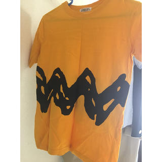 SNOOPY - チャーリーブラウン Tシャツ