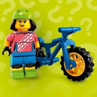 Lego - レゴ マウンテンバイカー