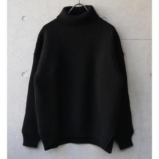 YASHIKI タートルネック ニット セーター