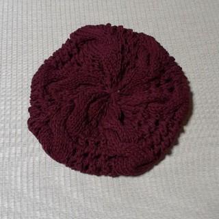 アングリッド(Ungrid)のアングリッド ニット帽 ニットベレー帽(ニット帽/ビーニー)