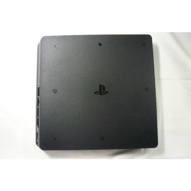 PlayStation4(プレイステーション4)のPS4 CUH-2000A B01 本体 黒 500GB  エンタメ/ホビーのゲームソフト/ゲーム機本体(家庭用ゲーム機本体)の商品写真