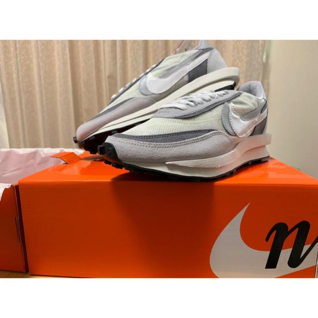 NIKE(ナイキ)のsacai  x nike LD ワッフル サミットホワイト メンズの靴/シューズ(スニーカー)の商品写真