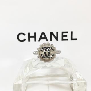 シャネル(CHANEL)のsora-mama様専用 シャネル 指輪 パール ココマーク 真珠 石 リング(リング(指輪))