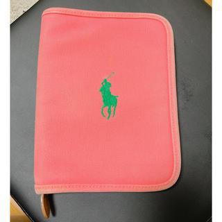 ラルフローレン(Ralph Lauren)のポロラルフローレン 母子手帳 ピンク(母子手帳ケース)