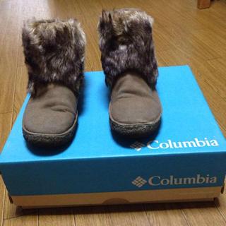 コロンビア(Columbia)のColumbia ふわふわブーツ(ブーツ)