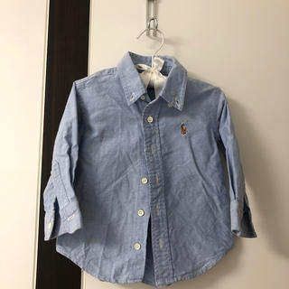 Ralph Lauren - ラルフローレン 長袖 シャツ 80 男の子