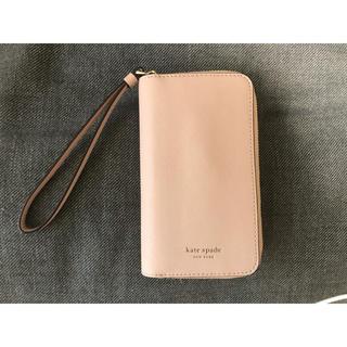 ケイトスペードニューヨーク(kate spade new york)のiPhoneXケース katespde(iPhoneケース)