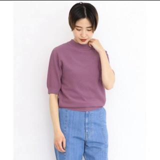 ケービーエフ(KBF)のKBF♡5部丈ニット(ニット/セーター)