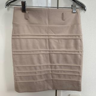 サリア(salire)のsalire スカート 美品(ミニスカート)