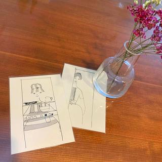 marimekko - marimekko♡ポストカード2枚セット