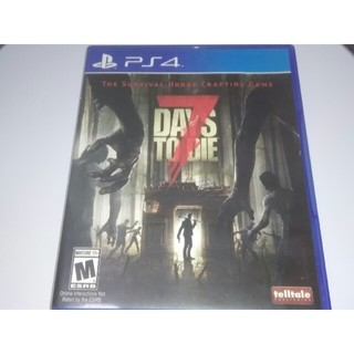 PlayStation4 - PS4 7DAYS TO DIE