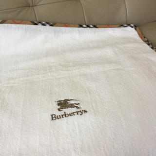 BURBERRY - バーバリー☆タオルシーツ