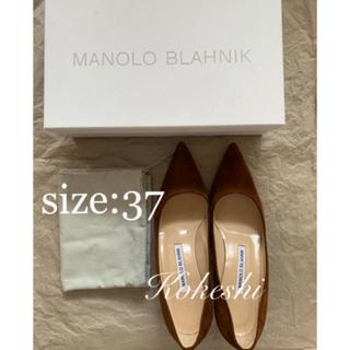 L'Appartement DEUXIEME CLASSE - L'Appartement ◆ MANOLO BLAHNIK ヒールパンプス