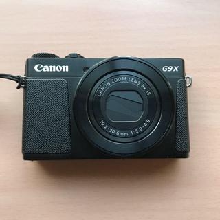 Canon - Canon  power shot g9x mark2 ケース付き