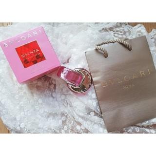 BVLGARI - 【正規品】BVLGARIほぼ新品香水♡オムニアピンクサファイヤオードトワレ