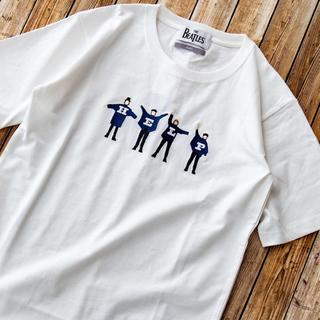 シップス(SHIPS)のSHIPS The Beatles  Tシャツ(Tシャツ/カットソー(半袖/袖なし))