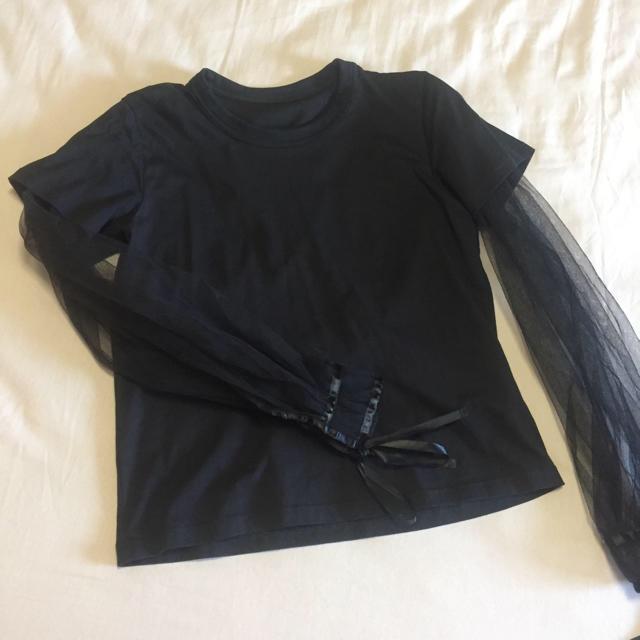 COMME des GARCONS(コムデギャルソン)のmeg様専用 レディースのトップス(Tシャツ(長袖/七分))の商品写真