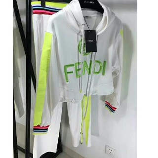 フェンディ(FENDI)のフェンディ ジャケット パンツ カジュアル スポーツ(カジュアルパンツ)