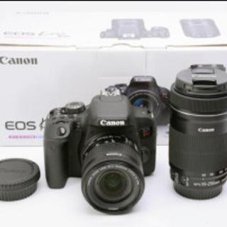 Canon - 新品Canon デジタル一眼レフカメラEOS Kiss X9iダブルズームキット