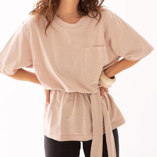 シールームリン(SeaRoomlynn)のXXLポケットルーズTシャツ✳︎yy77i様専用(Tシャツ/カットソー(半袖/袖なし))
