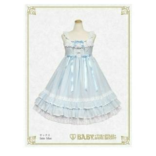 BABY,THE STARS SHINE BRIGHT - ロージィデザートジャンパースカート