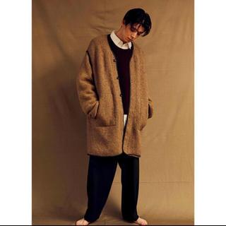 ハイク(HYKE)のyoke boa liner coat サイズs(その他)