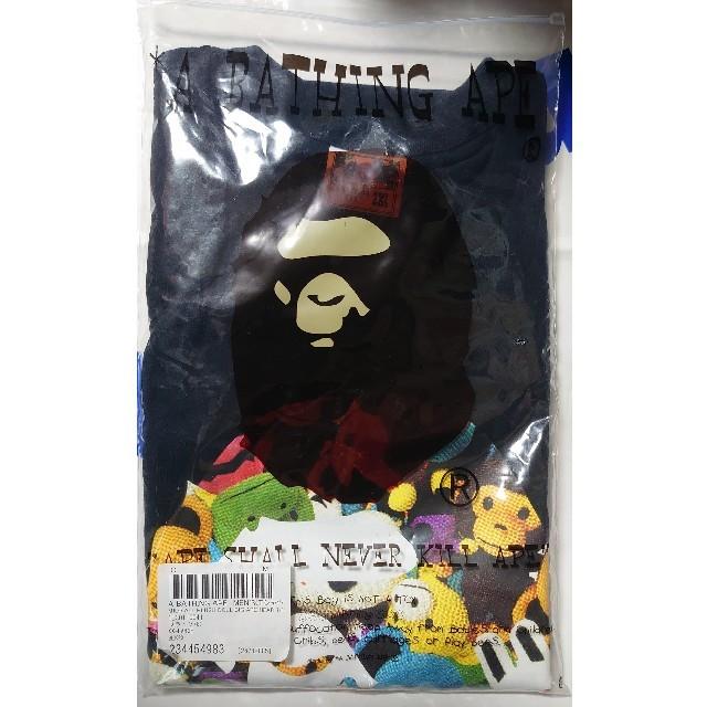 A BATHING APE(アベイシングエイプ)のBAPE  Tシャツ  XXL メンズのトップス(Tシャツ/カットソー(半袖/袖なし))の商品写真