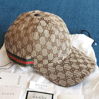 グッチ(Gucci)の入手困難 ★GUCCIグッチ キャップ cap 帽子男女兼用(キャップ)