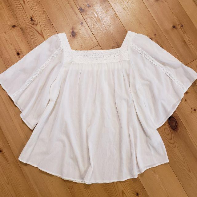 23区(ニジュウサンク)の23区 ブラウス レディースのトップス(シャツ/ブラウス(半袖/袖なし))の商品写真