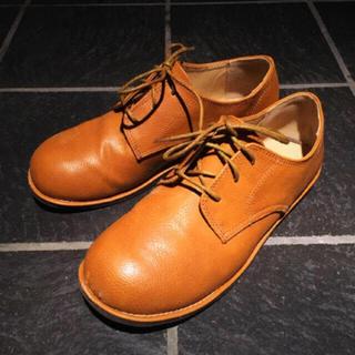 ロキエ(Lochie)のおでこシューズ(ローファー/革靴)