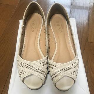 アクシーズファム(axes femme)のaxes femme サンダル 靴(サンダル)