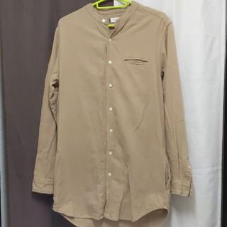 WEGO - 【WEGO】ロングTシャツ ベージュ