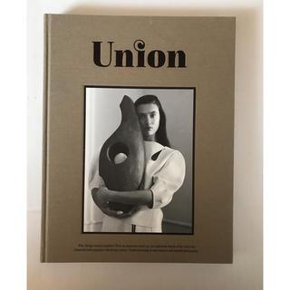 union #9 雑誌