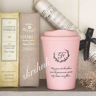 Maison de FLEUR - ♡メゾンドフルール♡6周年限定ノベルティ♡タンブラー♡非売品♡ピンク♡新品未開封
