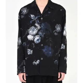 LAD MUSICIAN - ラッミュージシャン 18ss パジャマシャツ