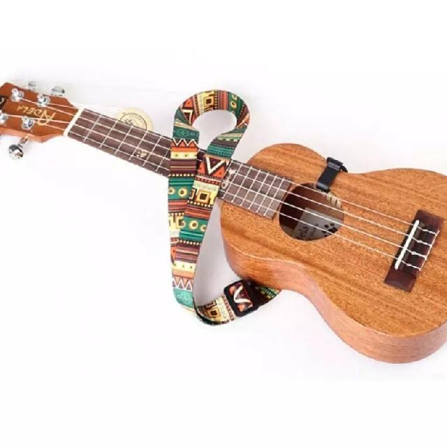 ウクレレ ストラップ ミニギター クラシックスタイルのネックストラップ 楽器のウクレレ(その他)の商品写真