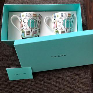 Tiffany & Co. - マグカップ