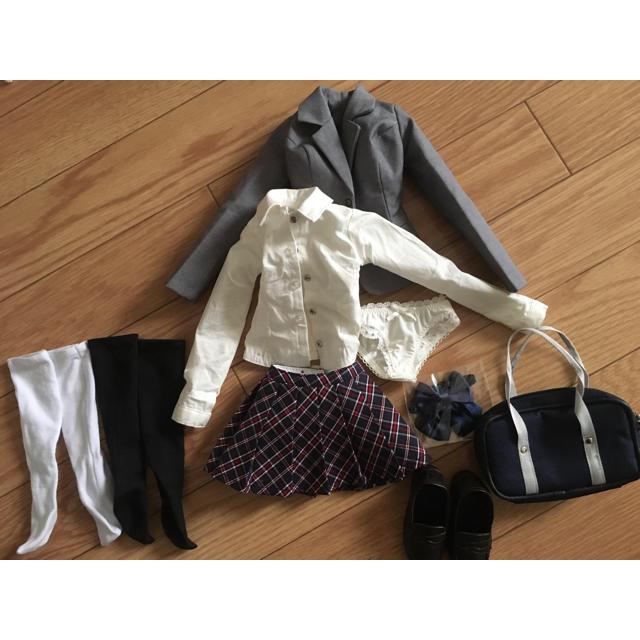 VOLKS(ボークス)のDDS DD 制服セット ハンドメイドのぬいぐるみ/人形(人形)の商品写真