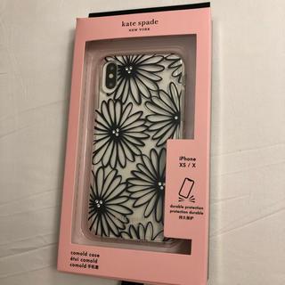 ケイトスペードニューヨーク(kate spade new york)の新品!ケイトスペード  スマホケース XS X(iPhoneケース)
