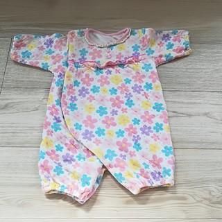 新生児 カバーオール ロンパース 50 60 70