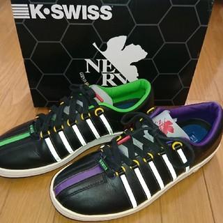 ケースイス(K-SWISS)のK-SWISS スニーカー エヴァンゲリオン(スニーカー)
