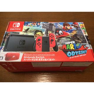 Nintendo Switch - Nintendo Switch スーパーマリオオデッセイセット